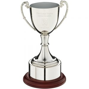 Silver Plated Presentation Cups